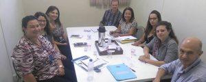 Reunião com o Secretário de Saúde do Município de Guarulhos