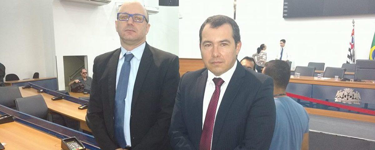 Reunião da CEI (Comissão Especial de Inquérito) na Câmara Municipal de Guarulhos