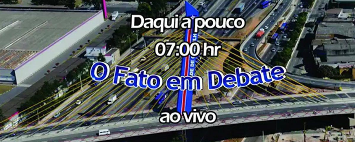 """You are currently viewing O Presidente Dr. Alexandre de Sá participou do quadro """"O Fato em Debate"""" transmitido AO VIVO pela TV Destaque."""