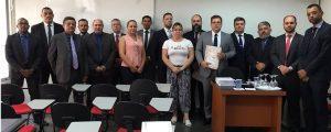 Reunião com a Comissão de Direitos e Prerrogativas
