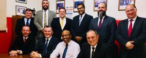 Reunião de Presidentes do Alto Tietê e o I ENCONTRO DE PRERROGATIVAS DO ALTO TIETÊ