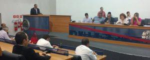 OAB Guarulhos presente em reunião da CEI