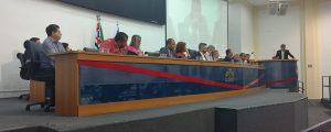OAB Guarulhos acompanha o depoimento do Sr. Marcos Antônio na CEI