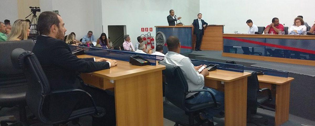 Comissão de Fiscalização de Contas e Obras Públicas da OAB Guarulhos  presente em mais uma reunião da CEI (Comissão Especial de Inquérito).
