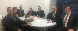 Reunião do Núcleo de Direito Penal e Processo Penal da OAB Guarulhos