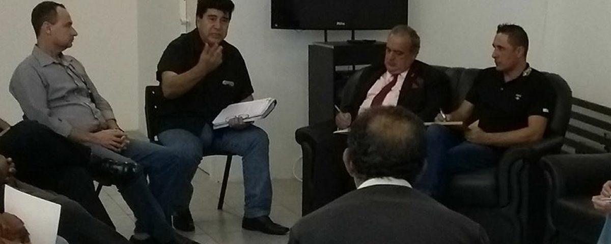 Comissão de Apoio a Segurança Pública da OAB Guarulhos presente na Reunião Ordinária da Câmara Temática do Gabinete de Gestão Integrada Municipal (GGIM) de Guarulhos