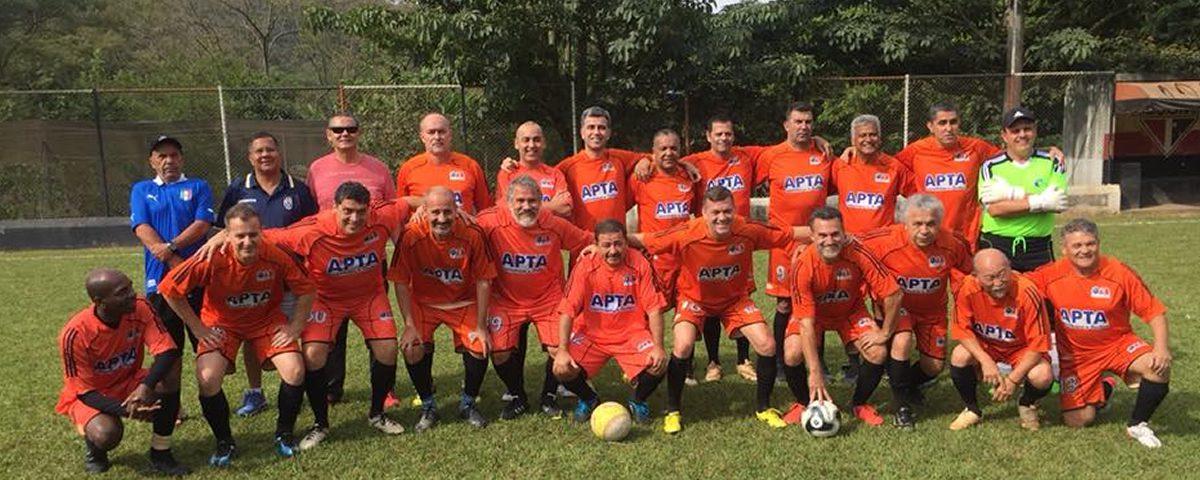Time Veteraníssimo da OAB Guarulhos estreia no campeonato da CAASP