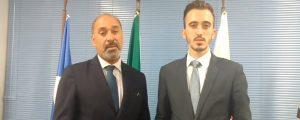 A Comissão de Comunicação da OAB Guarulhos conversa com o palestrante, advogado e professor Dr. Claudio Aparecido Ribas da Silva