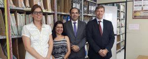 Comissão de Relações com o Poder Judiciário da OAB toma conhecimento da existência de 400 Alvarás pendentes de levantamento na 10° Vara Cível de Guarulhos