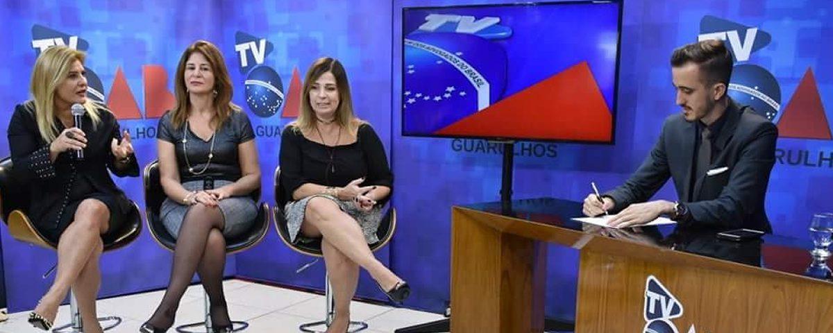 Gravação do Programa TV OAB Guarulhos