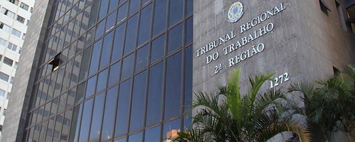 Em diligência junto ao TRT de Guarulhos, o Presidente Alexandre de Sá e a Secretária-Geral Paula Fernandes verificam o agendamento e a realização das audiências nas Varas Trabalhistas devido à greve dos caminhoneiros.