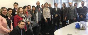 Comissão de Direitos e Prerrogativas da OAB Guarulhos reúne-se com a Gerência do INSS