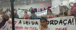 Comissão OAB Vai À Escola acompanha sessão ordinária na Câmara Municipal de Guarulhos