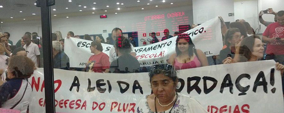 You are currently viewing Comissão OAB Vai À Escola acompanha sessão ordinária na Câmara Municipal de Guarulhos