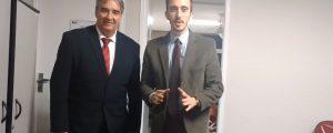Presidente da Comissão de Esportes e Lazer convida a todos para conhecer as novas atividades da OAB Guarulhos.