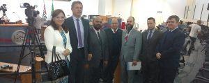 Comissão de Direitos e Prerrogativas da OAB Guarulhos acompanha sessão da CEI, garantindo o respeito aos direitos e às prerrogativas dos advogados