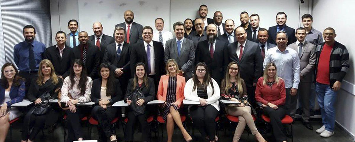Curso de Capacitação da Comissão de Direitos e Prerrogativas da OAB Guarulhos.