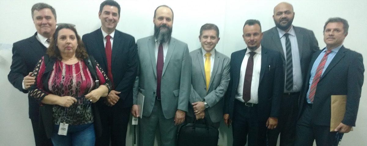 Comissão de Prerrogativas da OAB Guarulhos acompanhou a última reunião da CEI do vice-prefeito de Guarulhos.