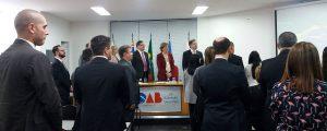 Inauguração do Departamento de Sociedades da OAB Guarulhos