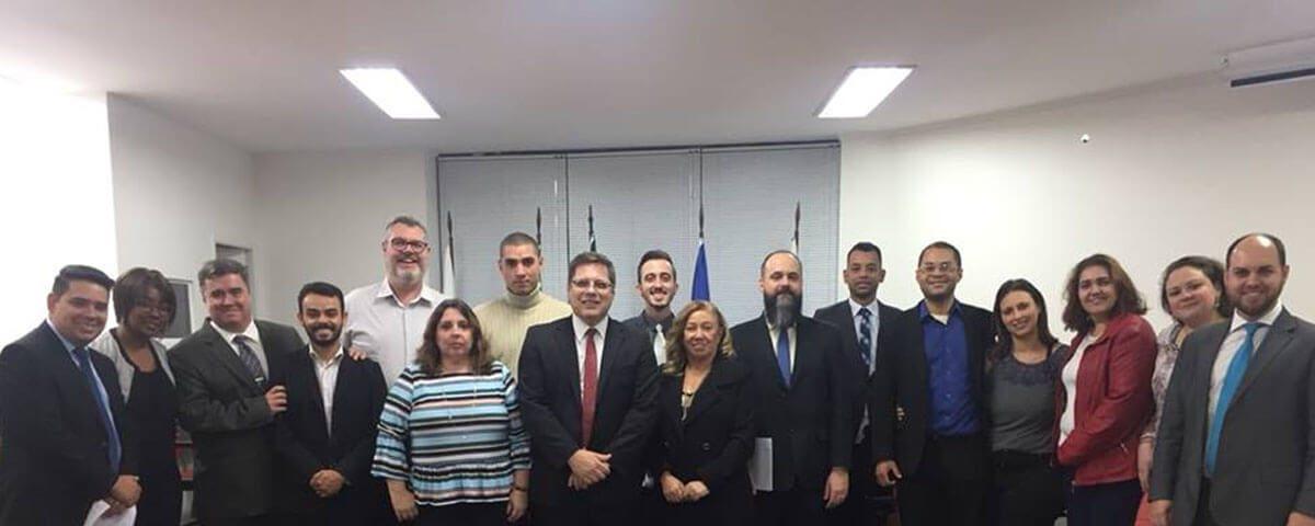 Última Reunião da Comissão Organizadora do Congresso da Advocacia de Guarulhos 2018.