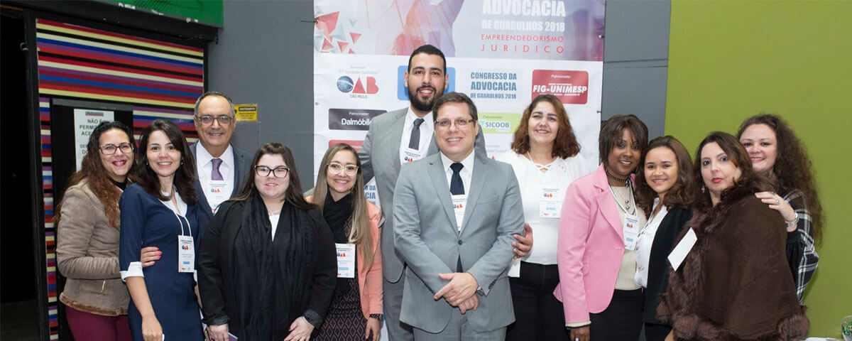 Congresso da Advocacia de Guarulhos 2018 – Tema: Empreendedorismo Jurídico