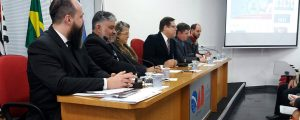 VI Reunião Geral das Comissões.