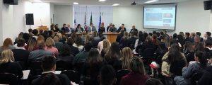 OAB Guarulhos sedia o 2º painel do VIII Circuito Jurídico de Guarulhos, com homenagem a Vice-Presidente, Drª Vianei Principato.