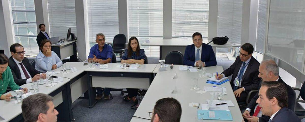 OAB Guarulhos participa de reunião no TRF 3ª Região sobre a Expansão de Programa de Ressocialização de Réus Estrangeiros.