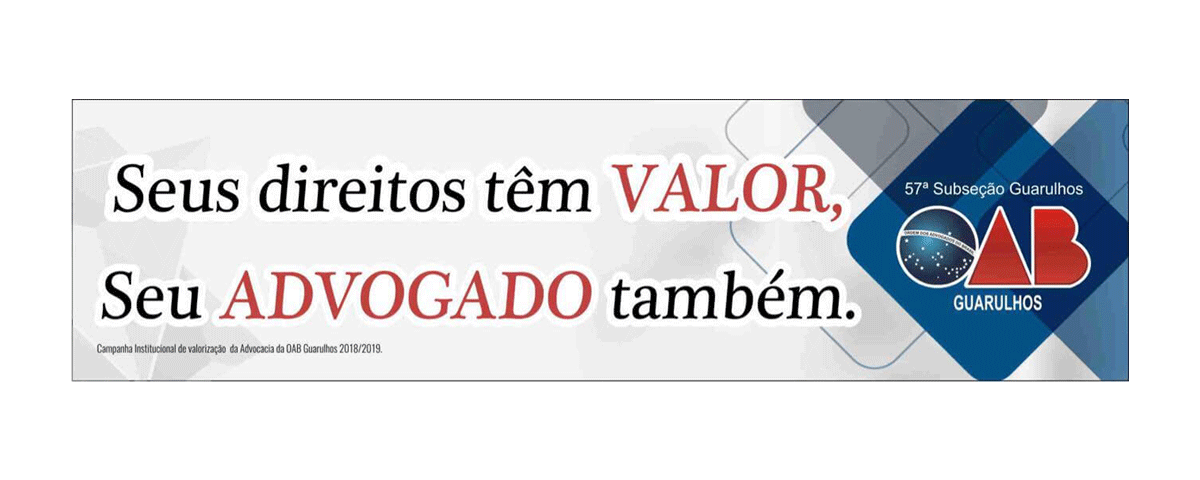 Dia Municipal de Defesa das Prerrogativas da Advocacia Guarulhense