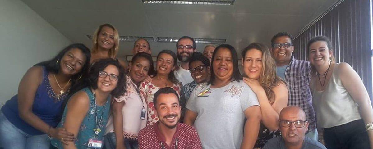 You are currently viewing Vice-Presidente para Diversidade Sexual do Departamento de Direitos Humanos e Minorias da OAB Guarulhos, presente em reunião no CTA.