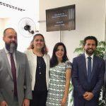 OAB Guarulhos esteve na Secretaria de Finanças de Guarulhos para discutir projeto de iniciativa da Comissão da Jovem Advocacia.
