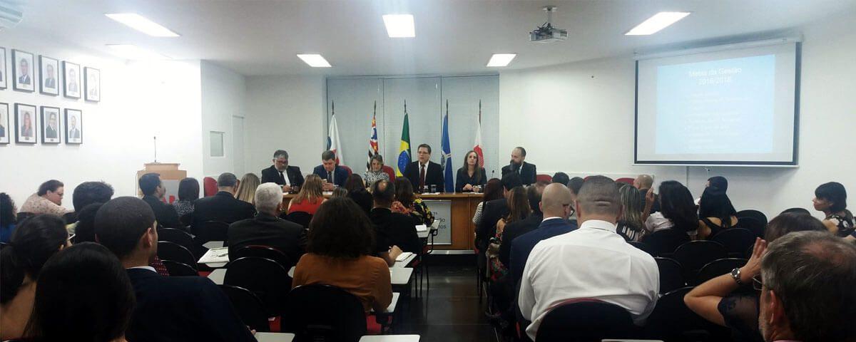 VIII e Última Reunião Geral das Comissões de 2018.