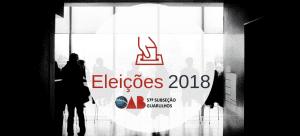 Edital: Eleições OAB Guarulhos 2018