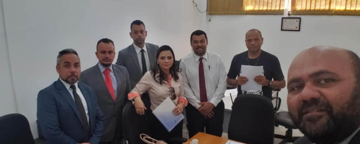 Comissão de Direitos e Prerrogativas visita o CDP I de Guarulhos