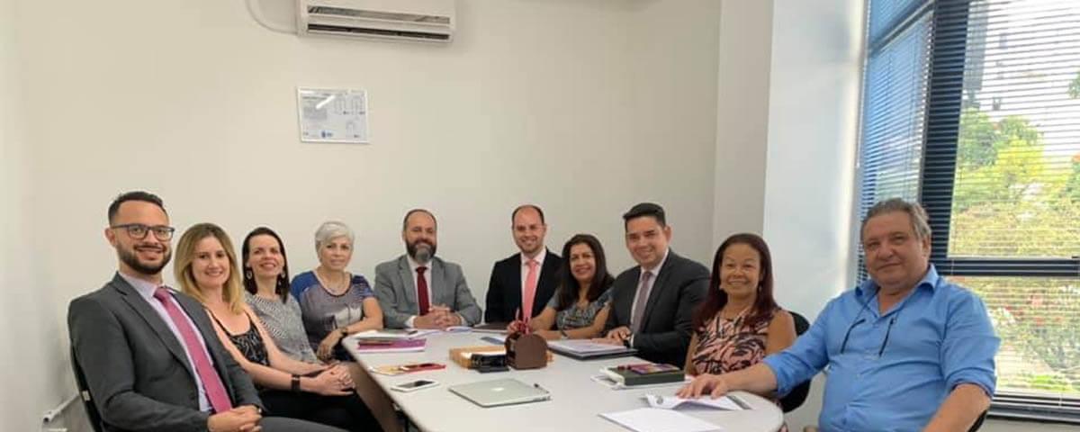 You are currently viewing Reunião dos Diretores Executivos e Adjuntos da OAB Guarulhos.