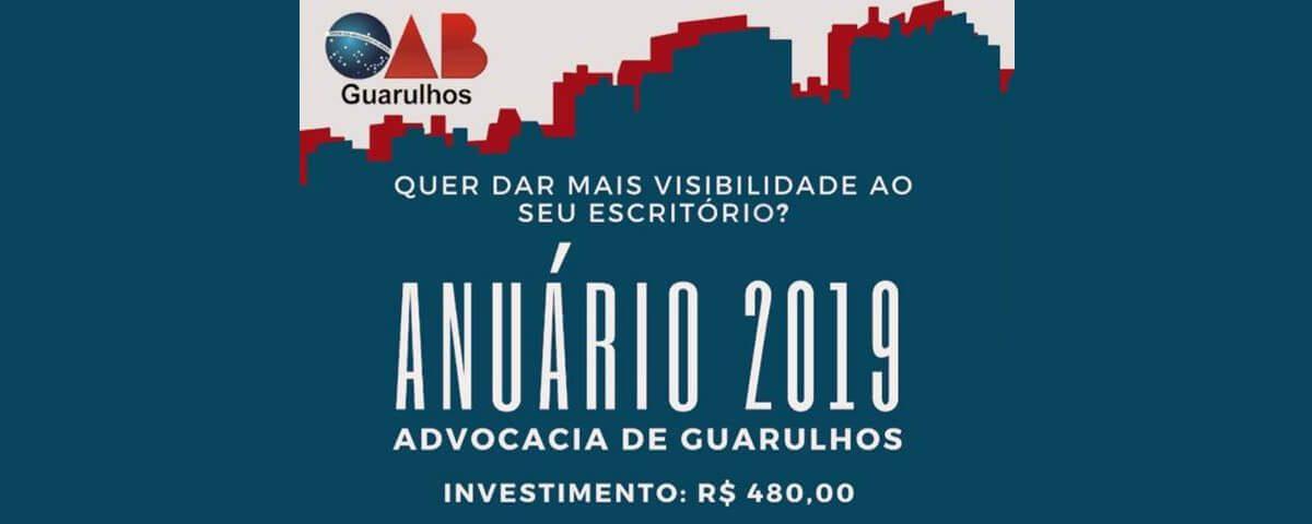 Anuário da Advocacia Guarulhense 2019