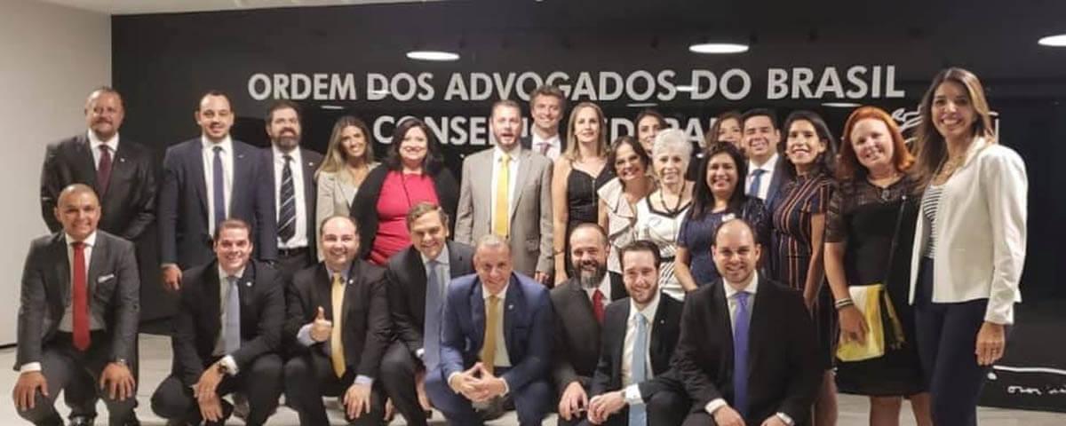 Eleição da nova Diretoria da OAB Federal – Gestão 2019/2022.