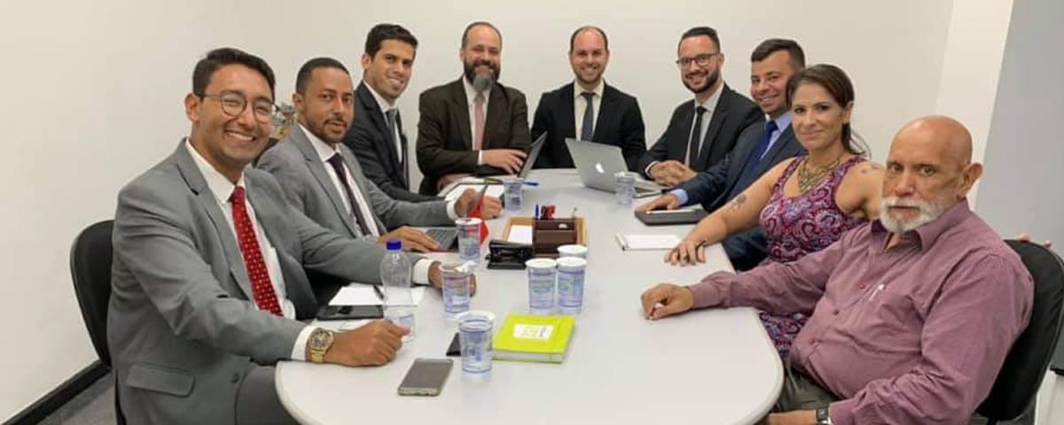 I Reunião da Comissão OAB Vai à Faculdade