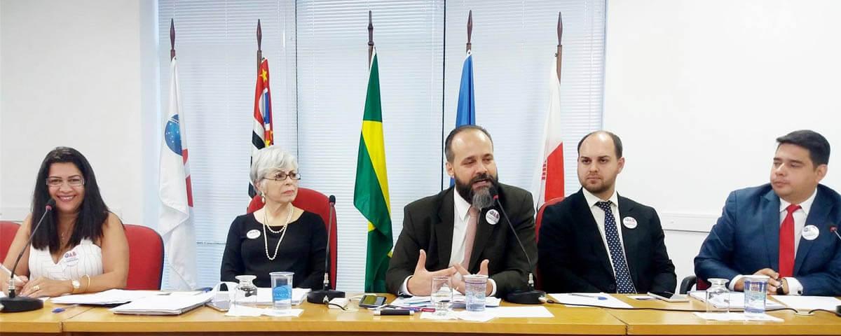 I Reunião de Comissões de 2019.