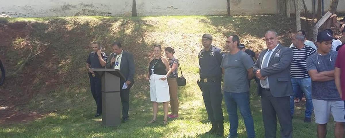 OAB Guarulhos participa da Inauguração do Pet Park – Canil da GCM de Guarulhos.