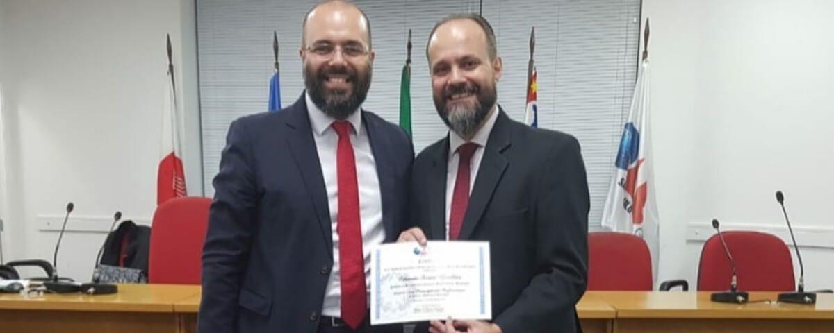 Presidente da OAB Guarulhos ministra aula inaugural na 13ª Edição da Escolinha da Advocacia