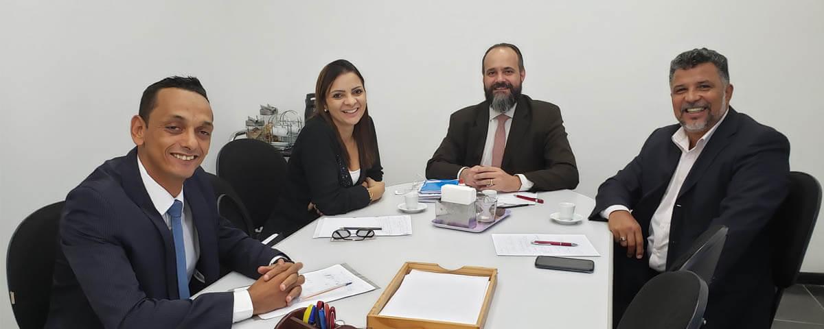 Reunião com a Comissão de Fiscalização de Contas e Obras Públicas.