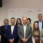 Reunião da Diretoria de Apoio à Jovem Advocacia e Ética Profissional.