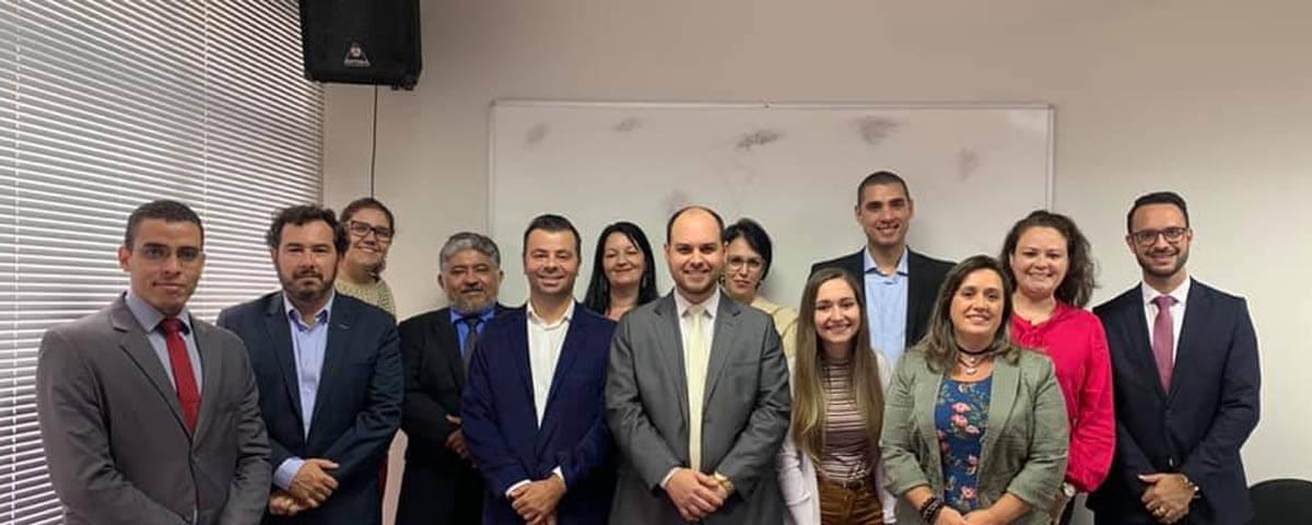 You are currently viewing Reunião da Diretoria de Apoio à Jovem Advocacia e Ética Profissional.