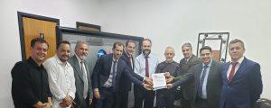 OAB Guarulhos firmou parceria para que os jogos de futebol de campo  sejam realizados no Esporte Clube Três Marias