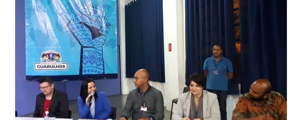 OAB Guarulhos presente em evento promovido pela Sub-Secretaria de Igualdade Racial da Prefeitura