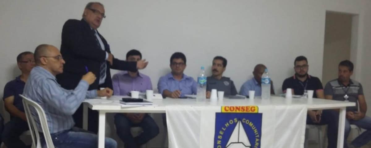 OAB Guarulhos presente na Reunião Ordinária do CONSEG