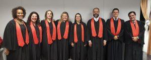 Participação da OAB Guarulhos na Colação de Grau do Curso de Direito da Universidade de Guarulhos