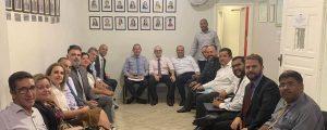 Read more about the article Reunião do Colégio de Presidentes do Alto Tietê