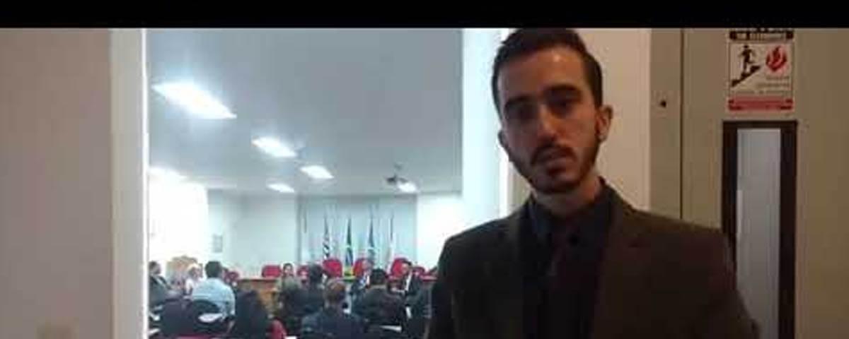 (Vídeo) 1º Encontro da Jovem Advocacia de 2019